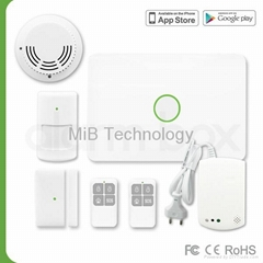 (B2B)European quality Christmas security alarm system with water tank level sens