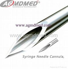 Cannula for Syringe Needle