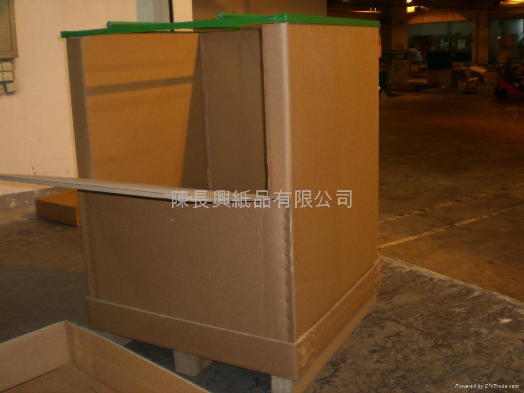 Iron rack wardrobe box 2