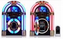 London Jukebox with Dock for iPhone or iPod