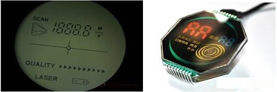 圓形八邊形LCD液晶屏 3