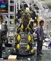 变形金刚大型机器人玻璃钢雕塑