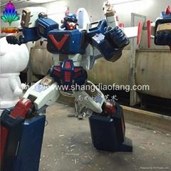 大型機器人雕塑