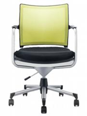 高级网布椅订做|现代办公椅|网布汽动椅|办公椅直销