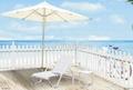 户外沙滩泳池家具特斯林太阳椅懒