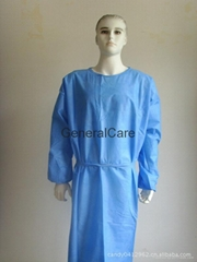 disposable spp surgical gown