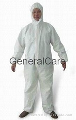 disposable spp coverall