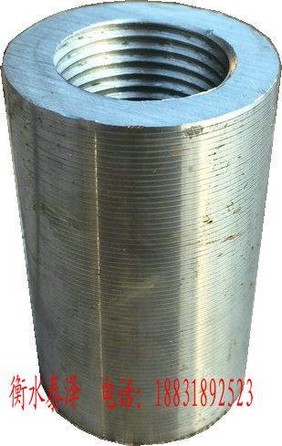 桂林梧州36型鋼觔連接套筒 5