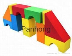 EVA foam building block block toy
