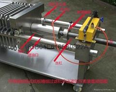 供應400型板框式硅藻土過濾機