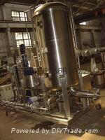 大型干排式醬油專業過濾機