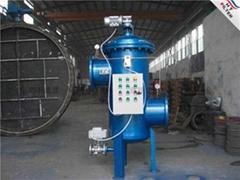 河南新航牌自清洗水過濾器XHZQ﹣MD系全自動毛刷式
