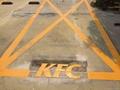 停車位劃線-熱熔 5