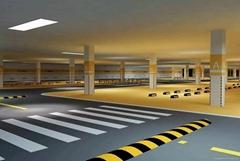 3D停車場設計