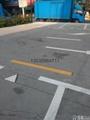 酒店寫字樓停車位劃線 5