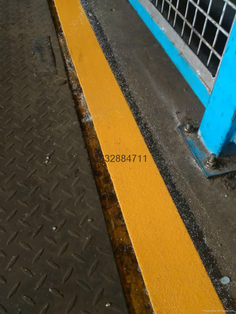 酒店寫字樓停車位劃線 4