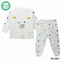 Baby clothes baby cute long sleeves clothes baby cotton clothes