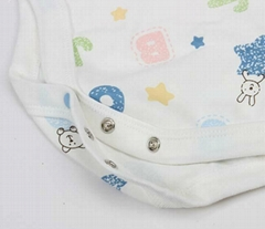 Custom baby wear baby romper baby cute clothes infant cotton clothes