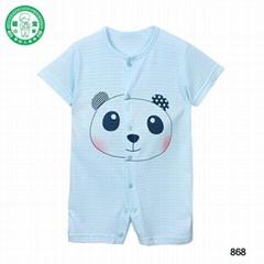 baby romper cotton baby clothes cute baby pajamas