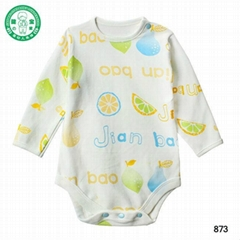 Good quality baby clothing baby bodysuit kid clothing