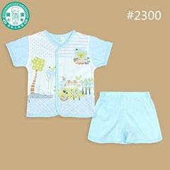 cartoon design short sleeve baby T-shirt wholesale