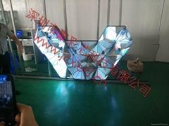 PH5全彩三合一鑽石屏