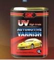 厂价销售汽车快干UV清漆UV-