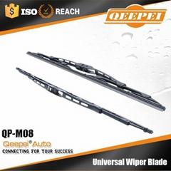 Qeepei Universal metal frame bosch type wiper blade windshield wiper blade
