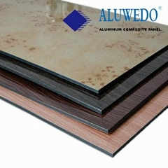 2015 aluminum composite panel 4mm Manufacturer in China suppiler for trade insur