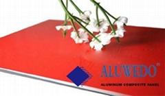 fire-resistant acp aluminum composite panel for gas station
