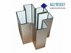 China well-known High light aluminum composite panels for decoration