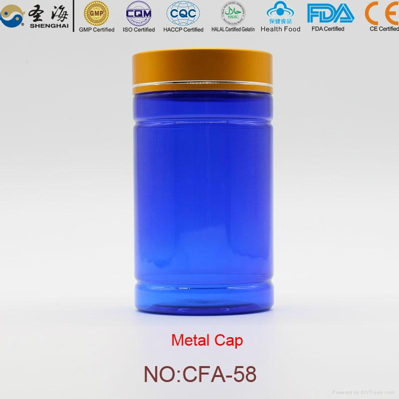 300ml Hot Sale Best Quantity Health Supplement Packaging