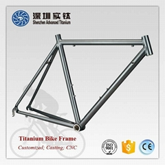 Titanium bicycle bike frame supplier
