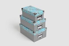 Paper Boxes, Storage boxes