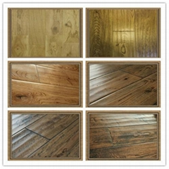 Handscraped Engineered Flooring