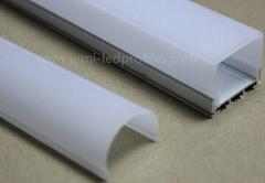 Aluminum led profile manufacturer