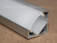 Surface mount led profiles aluminum