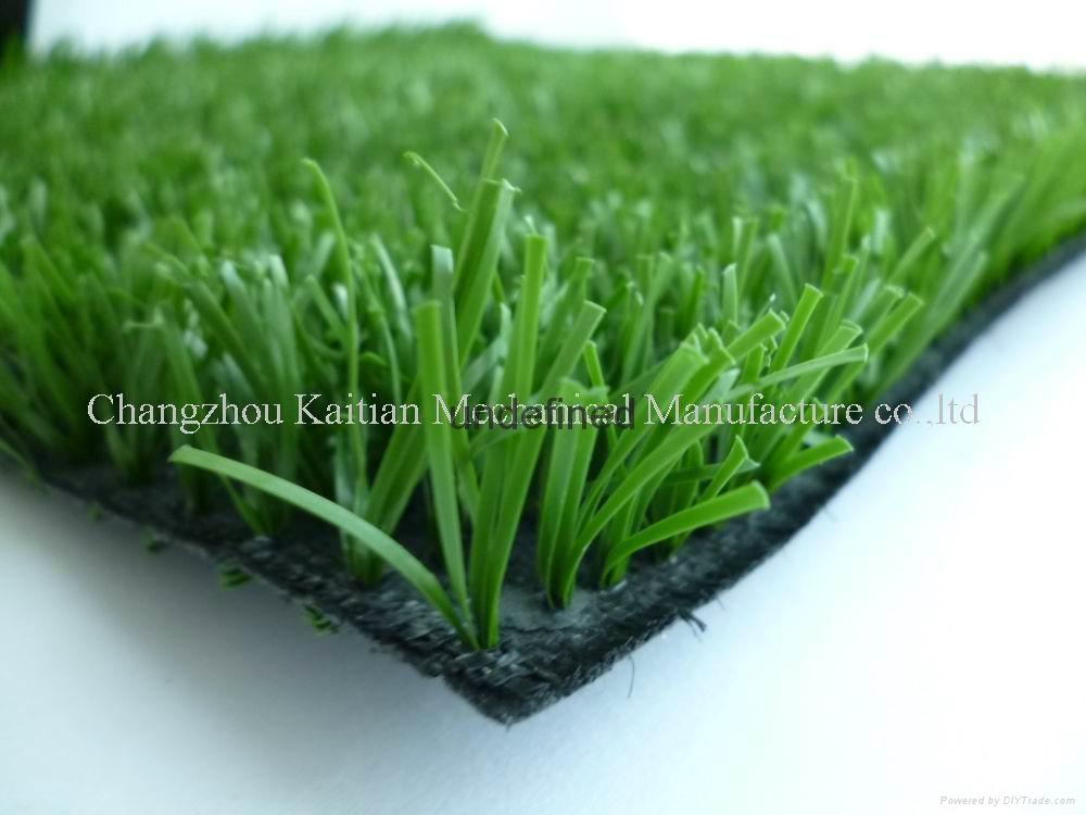 Plastic extruding artificial grass monofilament manufacturing machine 3