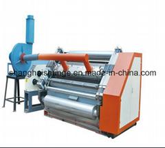 Adsorption Type Single Facer Corrugated Machine For Carton Machine