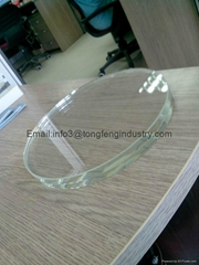 Borosilicate level gauge glass