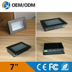 "7"" to 24"" Embeded Industrial touch panel pc"