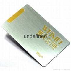 Contactless RFID Card for Public Transportation (Metro Card, Bus IC Card)