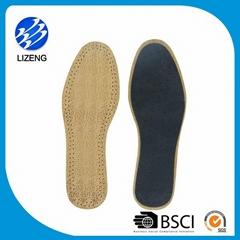 high quality genuine leather casual sheepskin insole