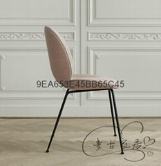 Beetle Chair  Gubi Olsen 北欧时尚家具