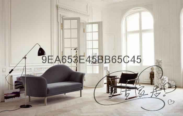 GRAND PIANO SOFA 古比钢琴沙发 Gubi Olsen设计别墅新古典 1