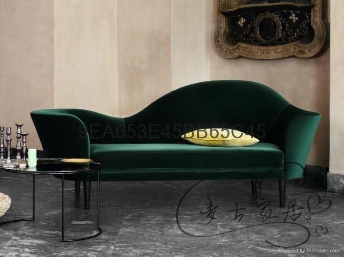 GRAND PIANO SOFA 古比钢琴沙发 Gubi Olsen设计别墅新古典 3