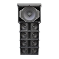 LA-28 dual 8'' stage line array Mini pa speakers Line Array systems 2