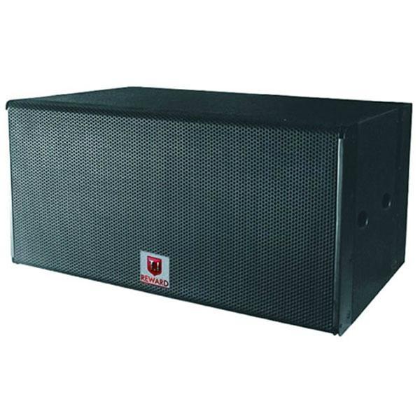 I series loudspeaker  I-218B dual 18'' pro sub 1600W RMS subbass 1