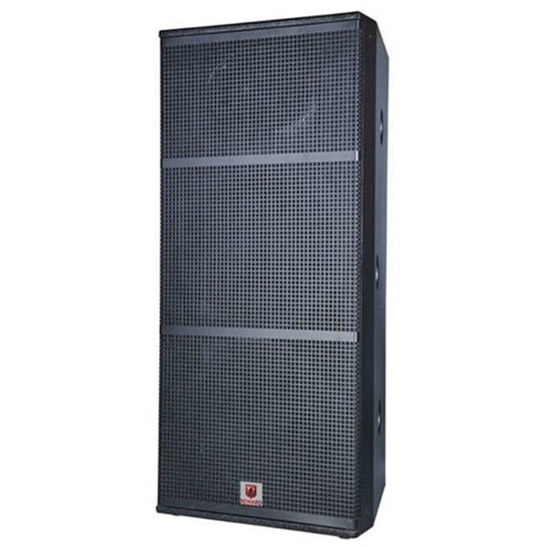 I series loudspeaker  I-215V dual 15'' pa speaker fast sell loudspeaker 1