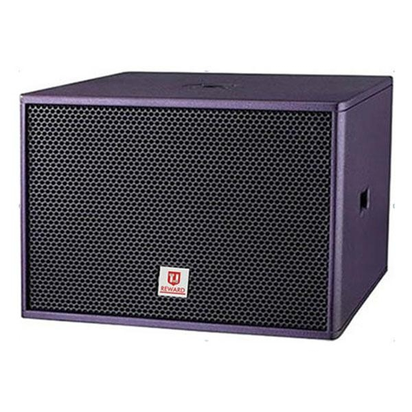 K-18S loudspeaker  club subwoofer single 18'' 800W RMS purple color bass 1